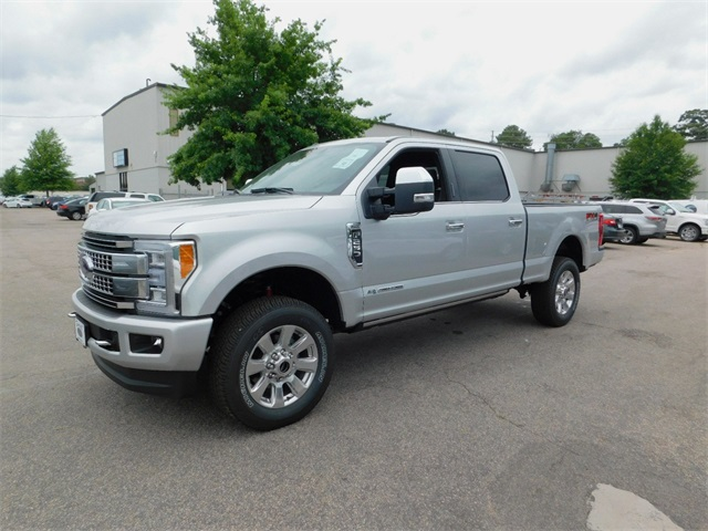 2017 F-250 Crew Cab 4x4 Pickup #68470 - photo 3