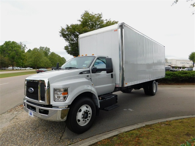 2017 F-650 Regular Cab DRW Dry Freight #69188 - photo 5