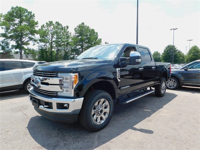 2017 F-250 Crew Cab 4x4 Pickup #69365 - photo 7