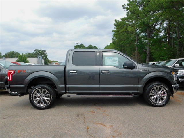 2017 F-150 Crew Cab 4x4 Pickup #70217 - photo 3