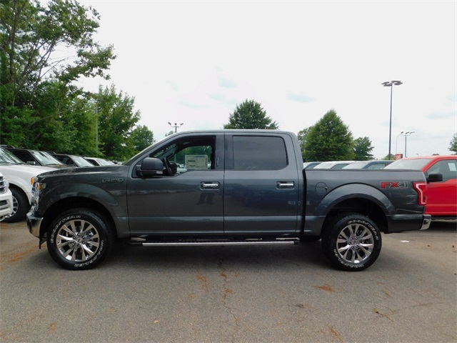 2017 F-150 Crew Cab 4x4 Pickup #70217 - photo 6