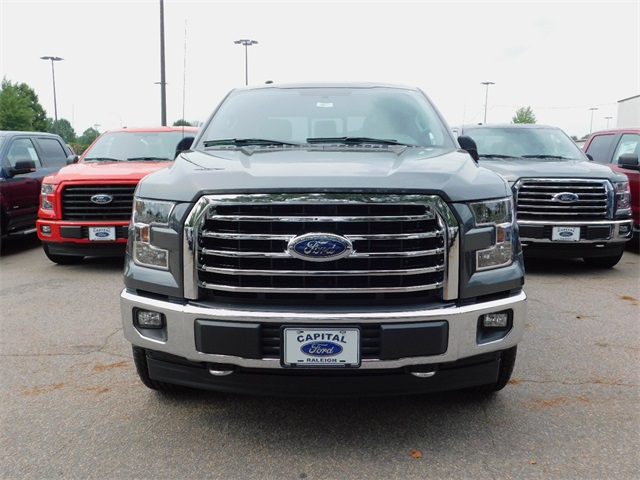 2017 F-150 Crew Cab 4x4 Pickup #70217 - photo 8