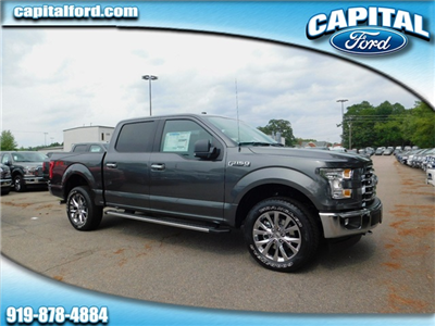 2017 F-150 Crew Cab 4x4 Pickup #70217 - photo 1