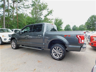 2017 F-150 Crew Cab 4x4 Pickup #70217 - photo 5