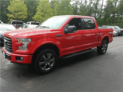 2017 F-150 Crew Cab 4x4 Pickup #70656 - photo 6