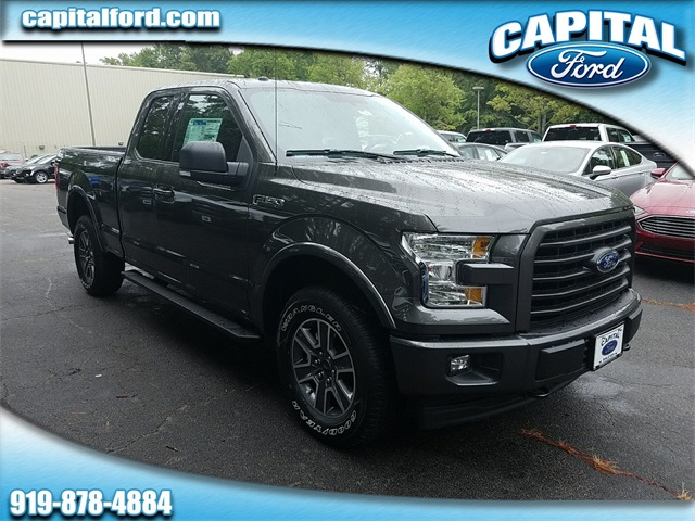 2017 F-150 Super Cab 4x4 Pickup #70740 - photo 1
