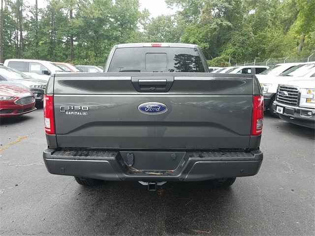 2017 F-150 Super Cab 4x4 Pickup #70740 - photo 4