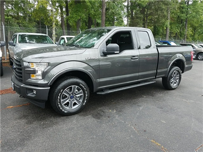 2017 F-150 Super Cab 4x4 Pickup #70740 - photo 6