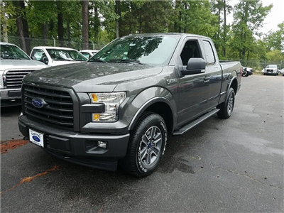2017 F-150 Super Cab 4x4 Pickup #70740 - photo 7