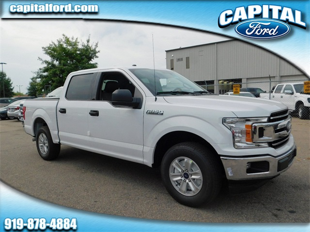 2018 F-150 Crew Cab Pickup #70888 - photo 1