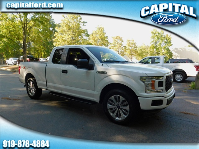 2018 F-150 Super Cab Pickup #71192 - photo 1