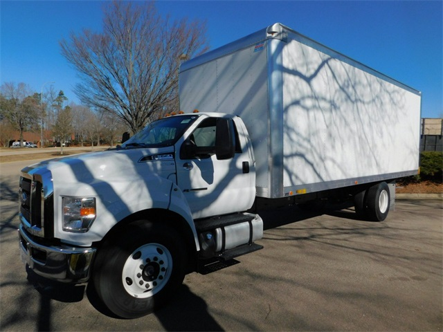 2017 F-650 Regular Cab, Mickey Truck Bodies Dry Freight #71197 - photo 7
