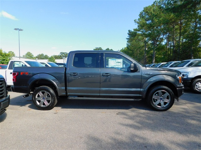 2018 F-150 Crew Cab 4x4 Pickup #71202 - photo 3