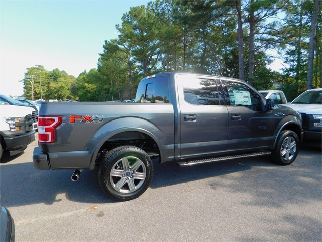 2018 F-150 Crew Cab 4x4 Pickup #71202 - photo 2