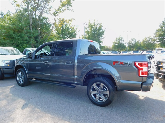 2018 F-150 Crew Cab 4x4 Pickup #71202 - photo 5