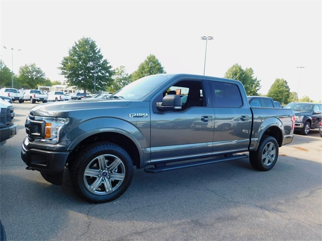 2018 F-150 Crew Cab 4x4 Pickup #71202 - photo 7