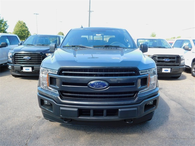 2018 F-150 Crew Cab 4x4 Pickup #71202 - photo 8