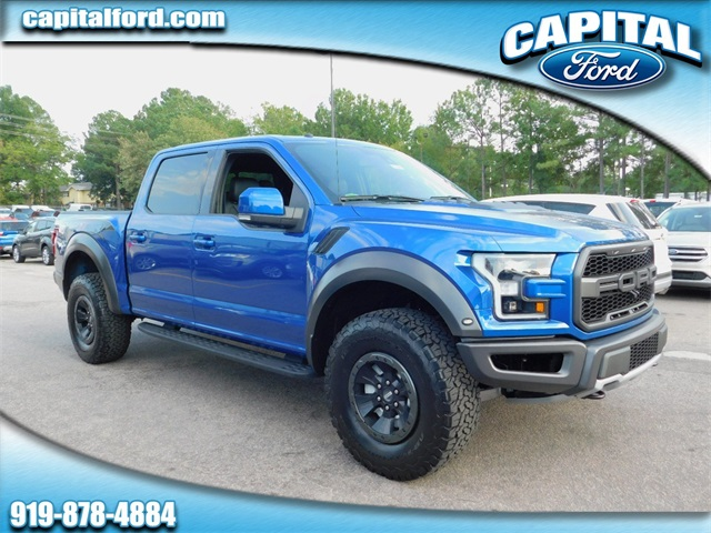 2018 F-150 Crew Cab 4x4 Pickup #71300 - photo 1