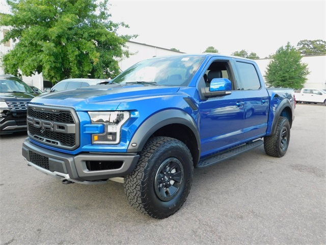 2018 F-150 Crew Cab 4x4 Pickup #71300 - photo 6