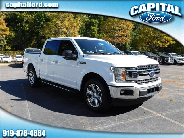 2018 F-150 Crew Cab Pickup #71412 - photo 1