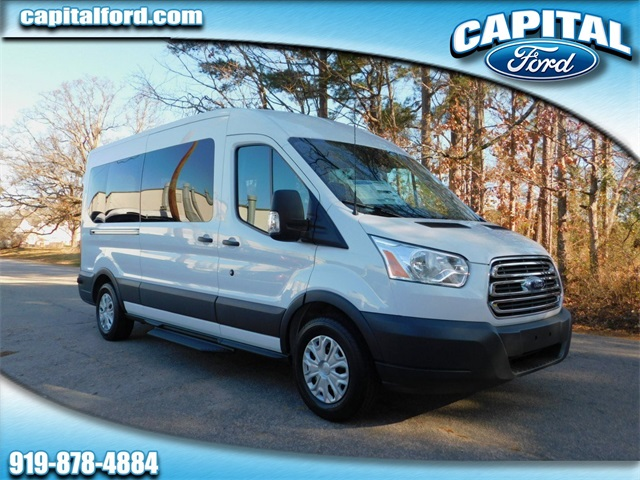 2018 Transit 350 Med Roof, Passenger Wagon #72263 - photo 1