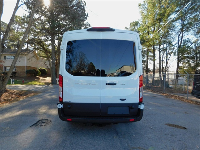 2018 Transit 350 Med Roof, Passenger Wagon #72263 - photo 4
