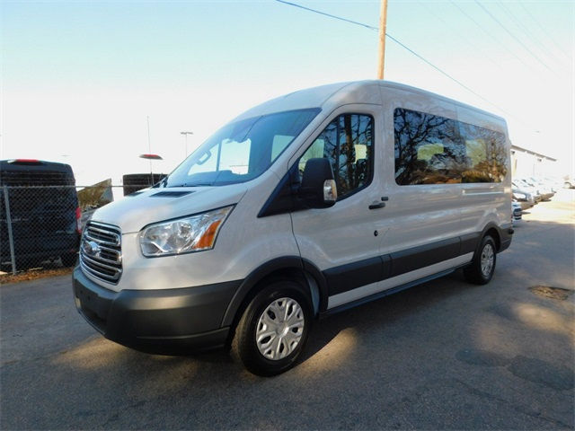 2018 Transit 350 Med Roof, Passenger Wagon #72263 - photo 7