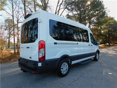 2018 Transit 350 Med Roof, Passenger Wagon #72263 - photo 2