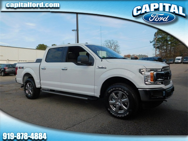 2018 F-150 Crew Cab 4x4, Pickup #72425 - photo 1