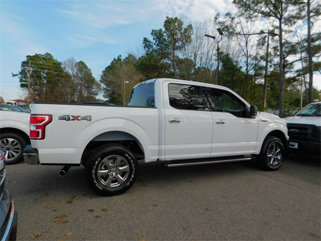 2018 F-150 Crew Cab 4x4, Pickup #72425 - photo 2