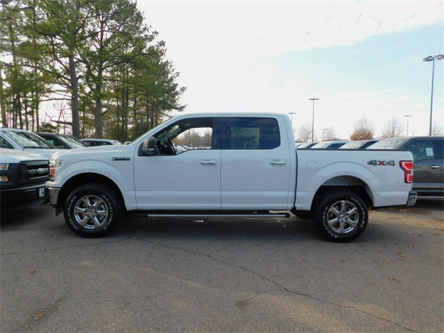 2018 F-150 Crew Cab 4x4, Pickup #72425 - photo 6