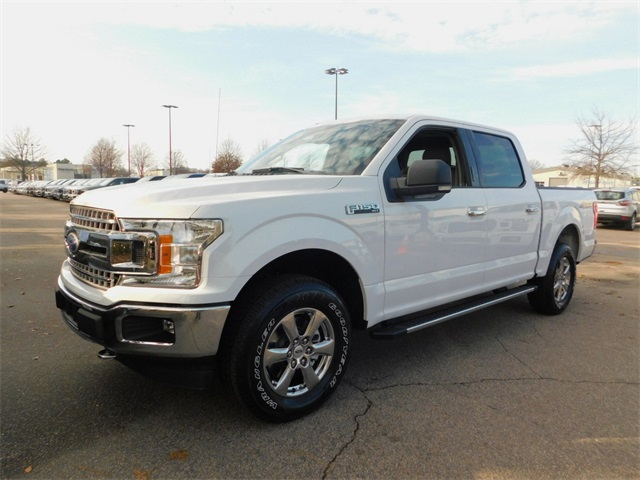 2018 F-150 Crew Cab 4x4, Pickup #72425 - photo 7