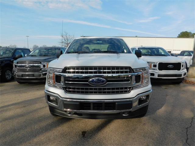 2018 F-150 Crew Cab 4x4, Pickup #72425 - photo 8