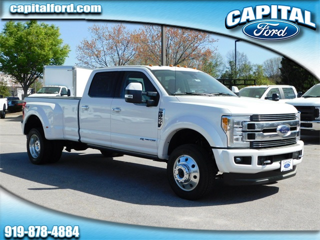 2018 F-450 Crew Cab DRW 4x4, Pickup #73220 - photo 1