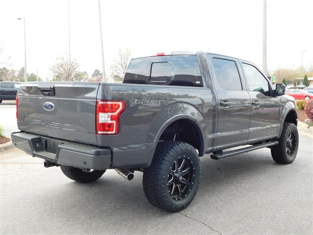 2018 F-150 SuperCrew Cab 4x4, Pickup #73222 - photo 2