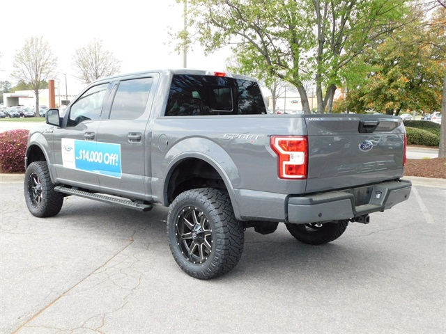 2018 F-150 SuperCrew Cab 4x4, Pickup #73222 - photo 5