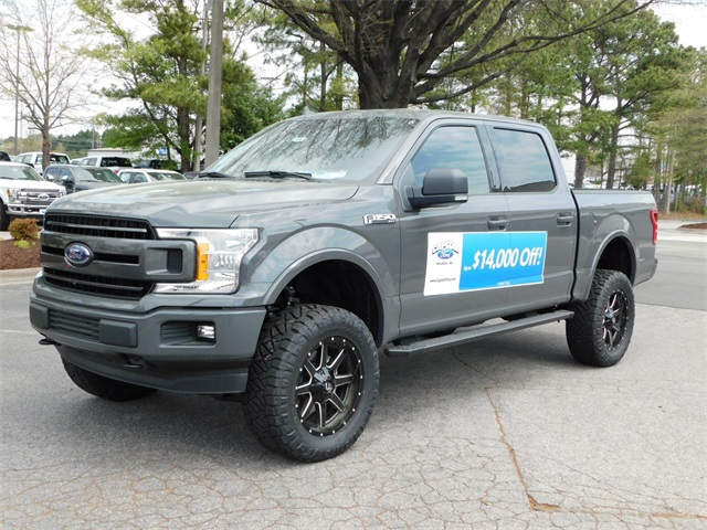 2018 F-150 SuperCrew Cab 4x4, Pickup #73222 - photo 7