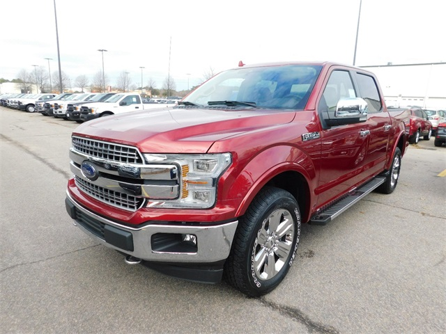 2018 F-150 SuperCrew Cab 4x4, Pickup #73235 - photo 7