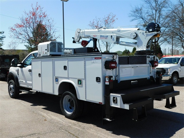 2018 F-550 Regular Cab DRW 4x4, Knapheide Mechanics Body #73300 - photo 5