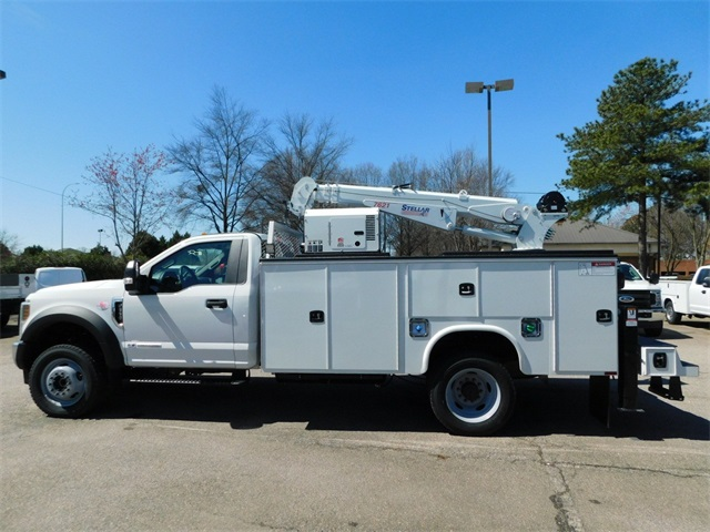 2018 F-550 Regular Cab DRW 4x4, Knapheide Mechanics Body #73300 - photo 6