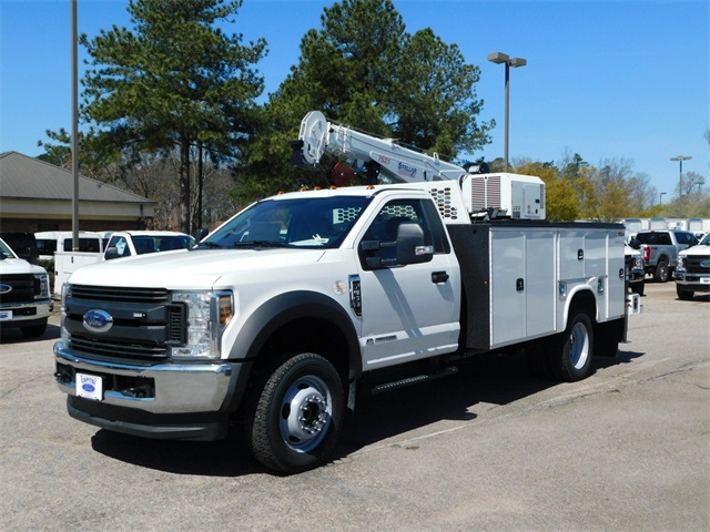 2018 F-550 Regular Cab DRW 4x4, Knapheide Mechanics Body #73300 - photo 7