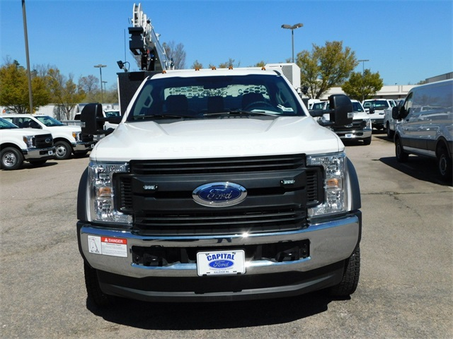 2018 F-550 Regular Cab DRW 4x4, Knapheide Mechanics Body #73300 - photo 8