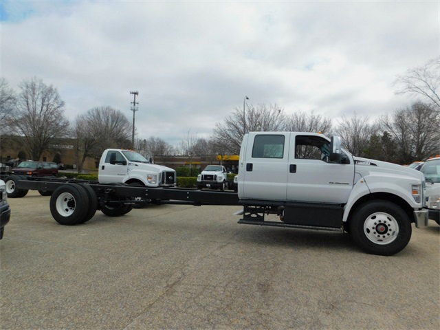 2018 F-650 Crew Cab DRW, Cab Chassis #73406 - photo 3