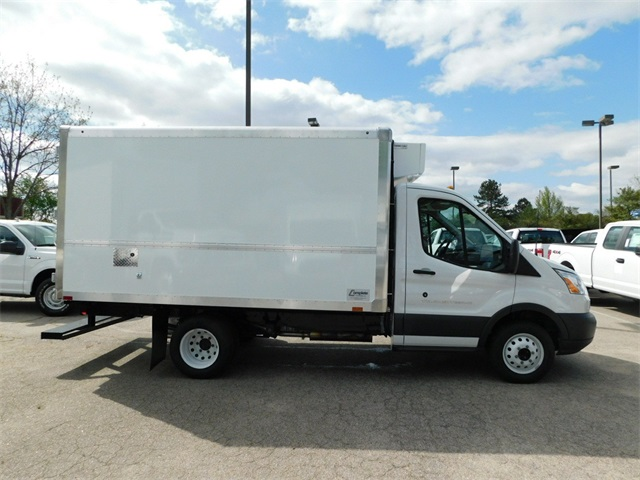 2018 Transit 350 HD DRW 4x2,  Complete Truck Bodies Refrigerated Body #73512 - photo 4