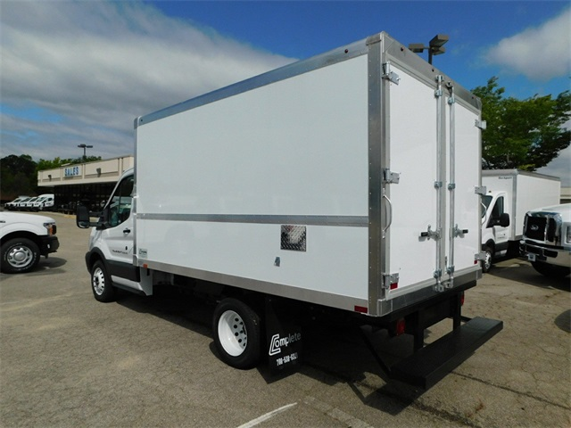 2018 Transit 350 HD DRW 4x2,  Complete Truck Bodies Refrigerated Body #73512 - photo 6
