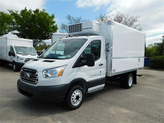 2018 Transit 350 HD DRW 4x2,  Complete Truck Bodies Refrigerated Body #73512 - photo 8