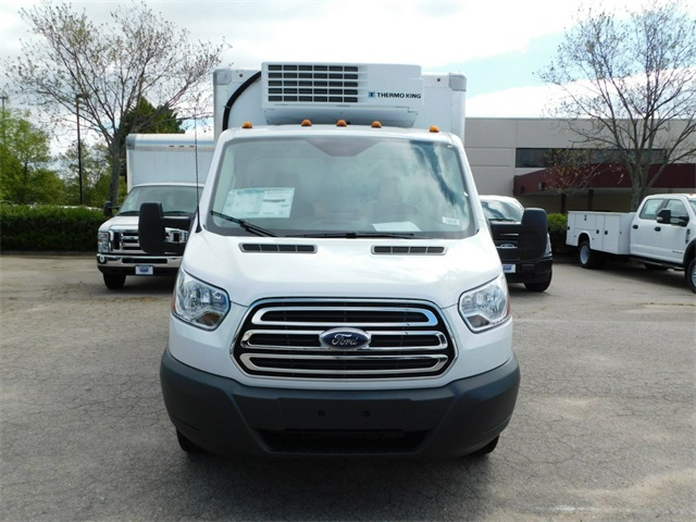 2018 Transit 350 HD DRW 4x2,  Complete Truck Bodies Refrigerated Body #73512 - photo 9