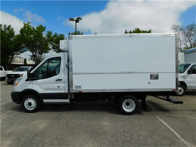 2018 Transit 350 HD DRW 4x2,  Complete Truck Bodies Refrigerated Body #73512 - photo 7