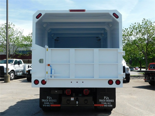 2018 F-750 Regular Cab DRW, PJ's Truck Bodies & Equipment Chipper Body #73924 - photo 4