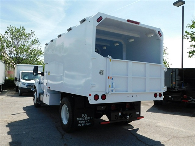 2018 F-750 Regular Cab DRW, PJ's Truck Bodies & Equipment Chipper Body #73924 - photo 5